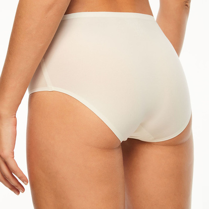Soft Stretch High-waisted Trosa Ivory One size