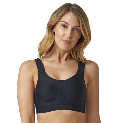 Kimberly Sport-bh Black