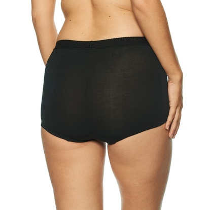 Lady Avenue Shortstrosor Black Bambu