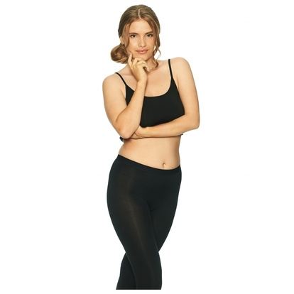 Lady Avenue Leggings Black Bambu