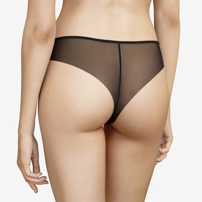 Chantelle Tanga Prime Black