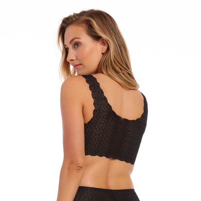Dream Bralette Lace Black