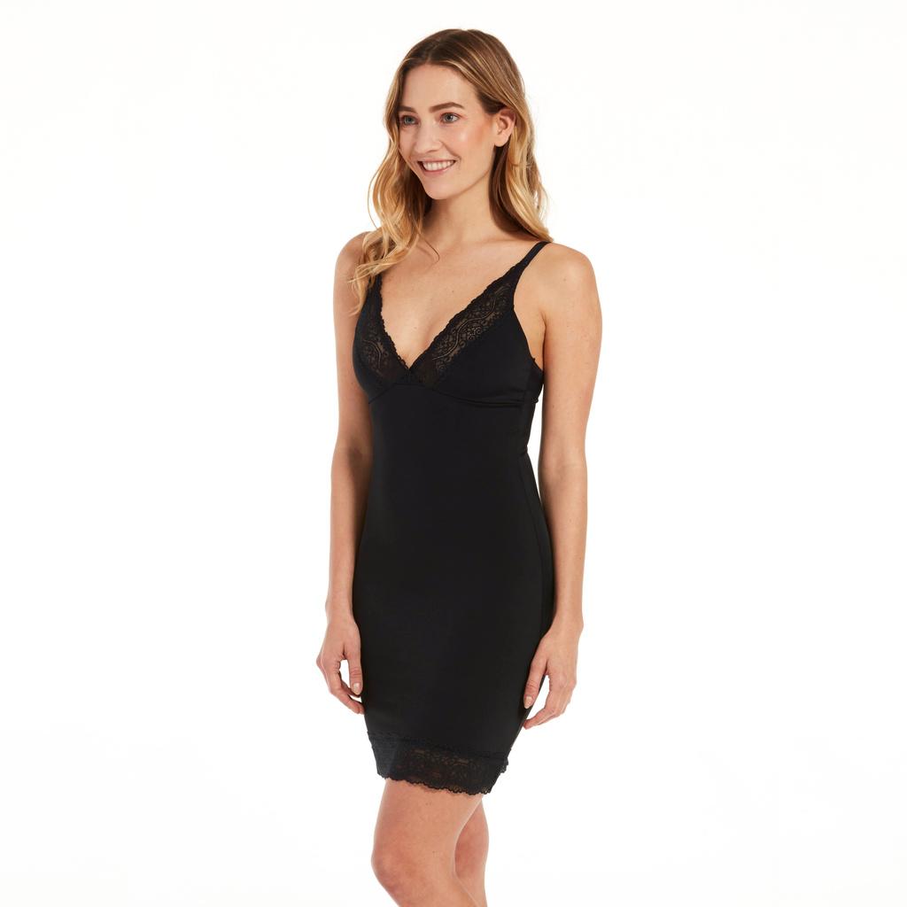 underklänning utan axelband