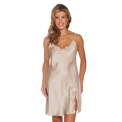 Lady Avenue Nattlinne Lace Pure Silk Bailey