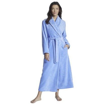 Taubert Morgonrock Bamboo Soft Blue