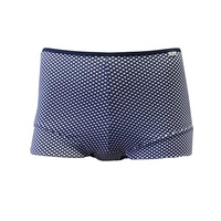 Avet Boxertrosa Navy Mini Dots