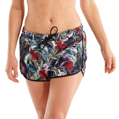Damella Bikini Shorts Uma Tropical